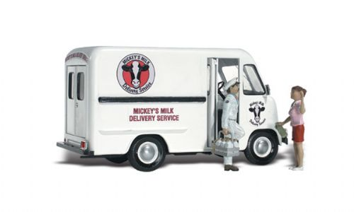 WAS5529 HO Scale Mickey's Milk Delivery